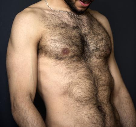 Männer nackte behaarte Beste Türkisch