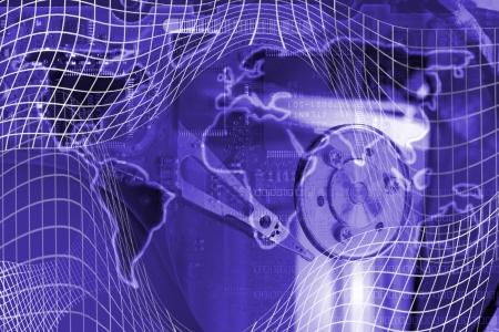 tecnology: Web design for global tecnology communication