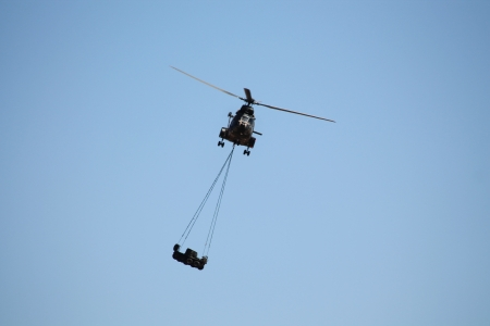 payload: Oryx doing heavy lifting
