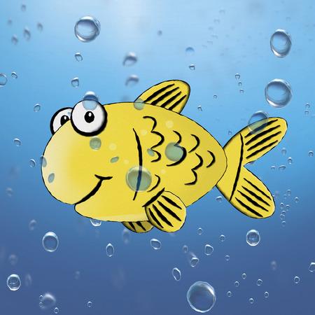 Stock Illustration Fish Stock Photo