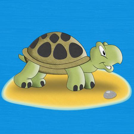 Stock Illustration Turtle Stock Photo
