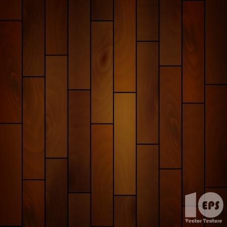 красное дерево: Векторные древесных плит текстуру фона Иллюстрация