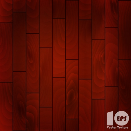 Vector wood board texture background Vector