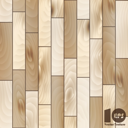 Vector wood board texture background Stock Vector - 16188140