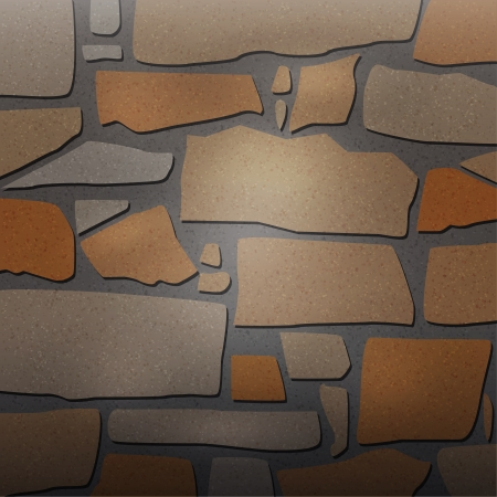 terracotta: Vector Textured stone background