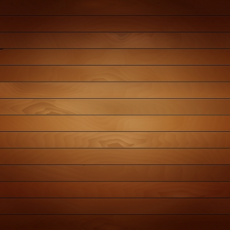 Vector wood board texture background