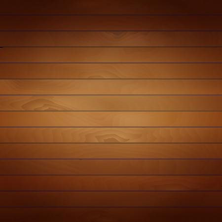 pannello legno: Vector bordo di legno texture sfondo