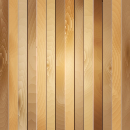 твердая древесина: Векторный древесных плит текстуру фона