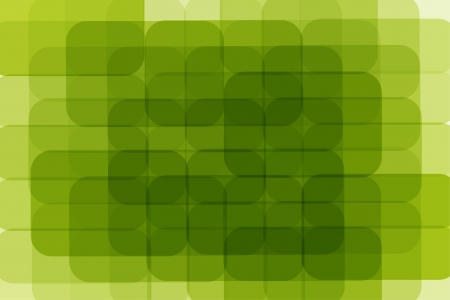 Abstract  green backdrop with squares and place for text Vector
