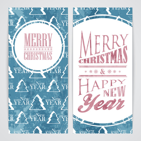 flayers: Merry Christmas and Happy New Year flayers