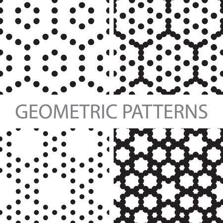 interlace: Seamless geometric patterns with circles