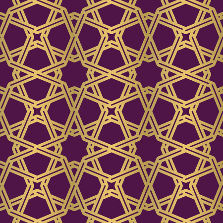 moresque: Seamless geometric girih pattern. Inspired by old ornaments