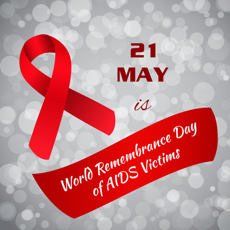 victims: Background for World Remembrance Day of AIDS Victims