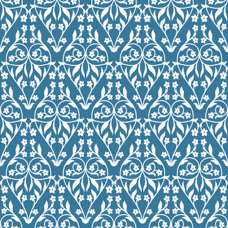antiquities: Seamless pattern inspired by victorian ornaments.