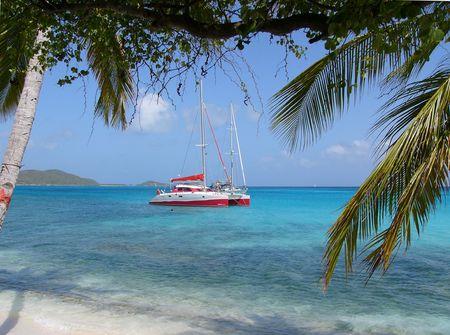 Catamaran photo