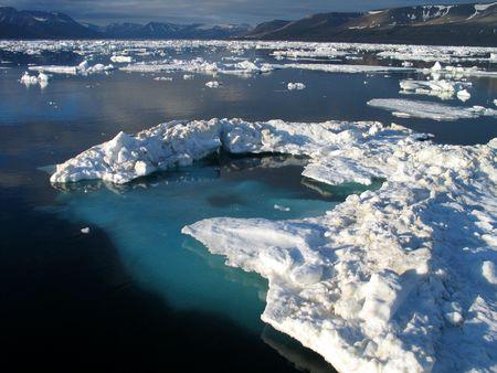 svalbard: Views around Spitsbergen, Svalbard, Arctic Circle