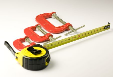 Pressure and measuring tools