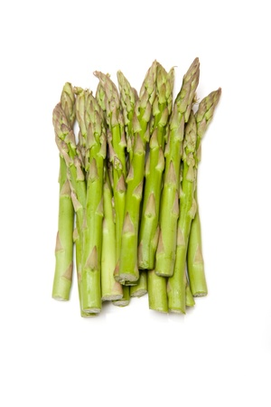 Asparagus spears photo