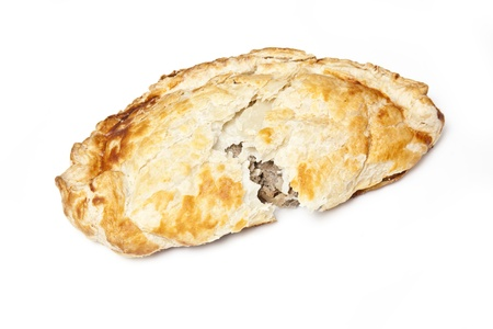 cornish: Cornish pasty  Stock Photo