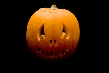 Pumpkin Halloween Jack O Lantern Stock Photo - 16535282