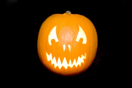 Pumpkin Halloween Jack O Lantern Stock Photo - 16534558