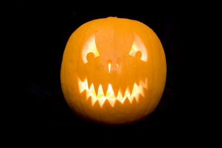 Pumpkin Halloween Jack O Lantern Stock Photo - 16535017