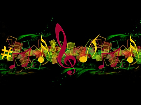 popular music: MUSICAL BACKGROUND