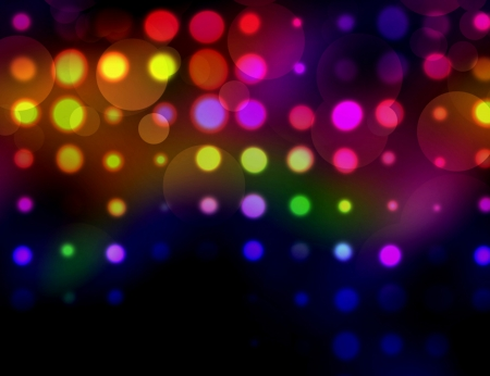 BACKGROUND WITH CIRCLES Stock Photo - 9079532