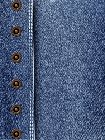 JEANS TEXTURE with rivets photo