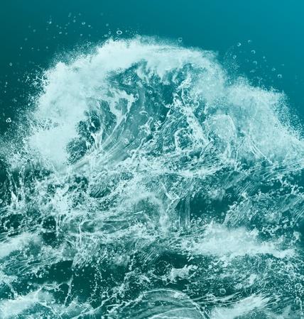 SEA WAVES Stock Photo - 9650954