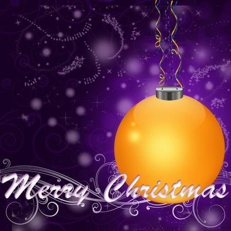 CHRISTMAS CONGRATULATING CARD