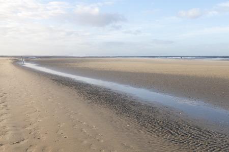 wadden: Germany, Langeoog Island, coastal landscape