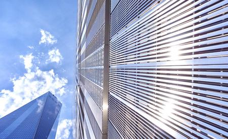 USA, New York, Manhattan, World Trade Center