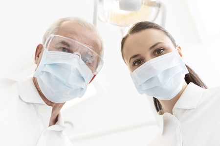 personal perspective: Personal perspective of dentist and dental assistant