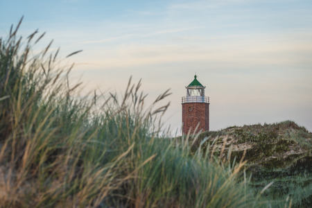 Germany, Sylt, Kampen, view to cross light LANG_EVOIMAGES