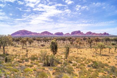olgas: Australia, Northern Territory, Yulara, Uluru-Kata Tjuta National Park, Kata Tjuta