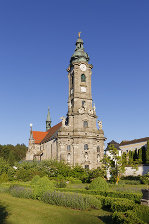 Austria, Lower Austria, Zwettl Abbey, abbey church