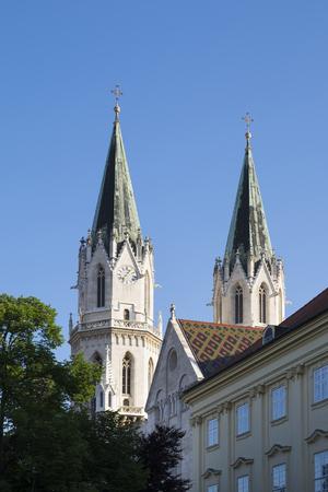 Austria, Lower Austria, Klosterneuburg, Abbey church, Klosterneuburg Monastery