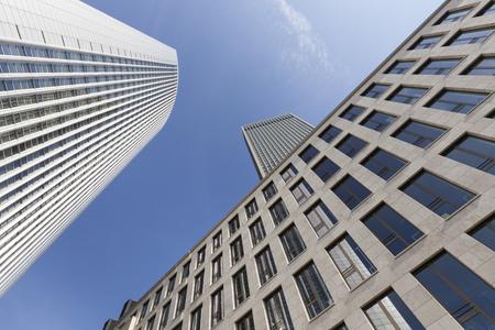 Germany, Hesse, Frankfurt, Office towers