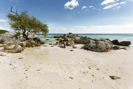 Mexico, Quintana Roo, Tulum, Maya Beach