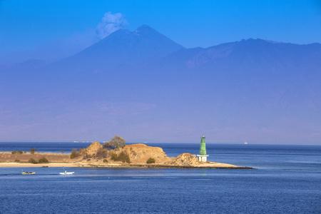 Indonesia, Sumbawa Island, Lighthouse