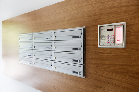 Apartment Doorbell Stock Photos. Royalty Free Apartment Doorbell ...