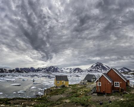 Greenland, Schweizerland, Kulusuk