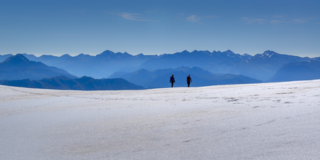 France, Ecrins Alps, Dauphine, mountainscape