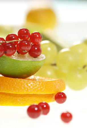 citrons: Fresh Fruits, Close-Up