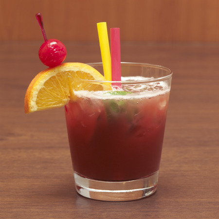 Zombie Cocktail, Close-Up