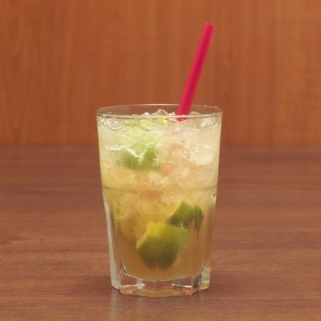 citrons: Caipirinha, Close-Up