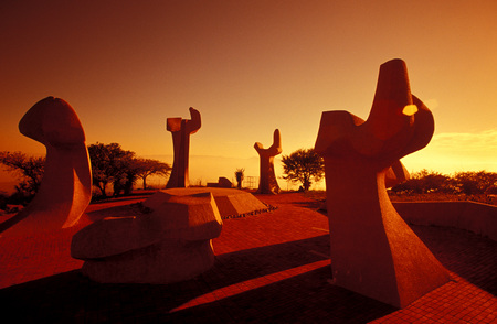 Burgher Memorial, Battle Between Bures And British, Ladysmith, Kwazulu Natal, South Africa LANG_EVOIMAGES
