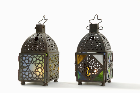 Arabian Hand Lanterns, Close-Up
