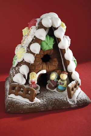 Gingerbread House LANG_EVOIMAGES